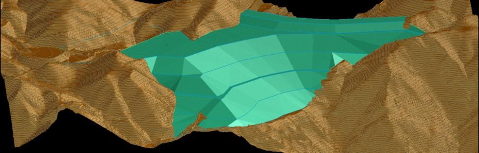 Mine Design